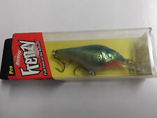 Hard To Find Berkley Frenzy (Pro) Mag Diver,5 Footer.Lime Blue Chart,Hard Box