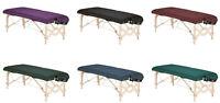 Earthlite Avalon XD Portable Massage Table Package w/ Headrest 1/2 Reiki 1/2 STD