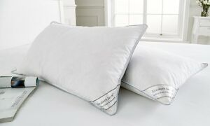 Hotel Quality Pillows Goose & Down Feather Pillow !! ON SALE FREE P&P !!