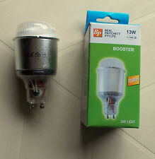 GUS-6S- 13w Bulb Compact Fluorescent ,energy saver 6400k
