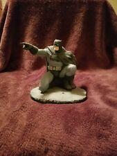 William Paquet Crouching Batman Statue figure Figurine Dc superhero