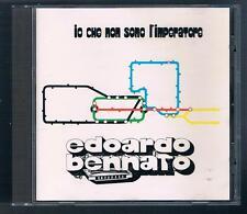 EDOARDO BENNATO IO CHE NON SONO L'IMPERATORE CD F.C. NO BARCODE