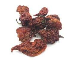 10 Pods Carolina Reaper Chilli Worlds Hottest Chilli 100% Reaper
