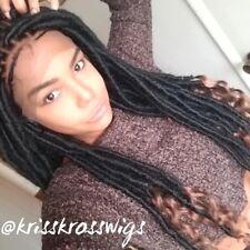 FULL lace goddess loc wig