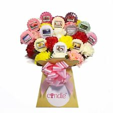 UK's only Official Yankee Candle Wax Melt Collection Bouquet