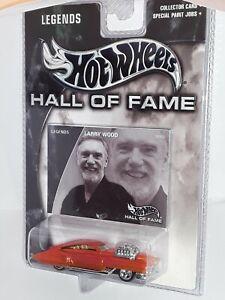 H.W /. R. R. ( Hall of Fame ) Larry Wood - Legends ( Evil Twinn ) 2001