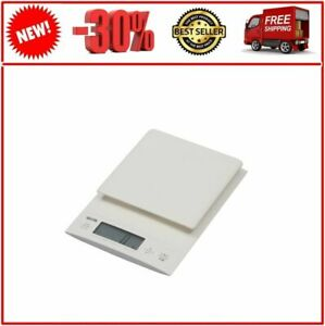 TANITA Digital cooking scale KD-320-WH Weighing up to 0.1g-3kg w/Tracking# New