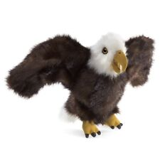 Small Eagle Bird Puppet by Folkmanis MPN 3114, Boys & Girls, 3 Years & Up