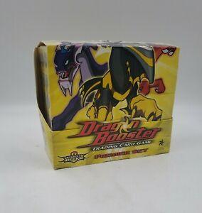 Dragon Booster TCG Premier Set Starter Deck First Edition 6 Pack Box L3