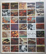 The Group of Seven by Peter Mellen 1976 HC/DJ Art Canada