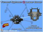 Yuneec Typhoon H Lower Body Cover YUNTYH113SVC