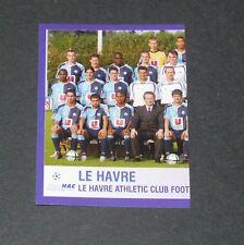 N°502 EQUIPE TEAM SQUADRA # LE HAVRE.AC HAC STICKER FOOT 2014 PANINI