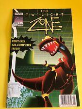 The Twilight Zone vol. 3  No2 (Computer special #1) NOW Comics 1st Print 1993 NM