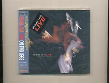 Pearl Jam Live On Two Legs CD Japan OBI SEALED BRAND NEW MINT Rare