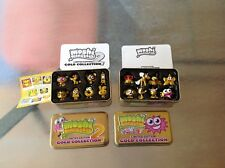 Moshi Monsters Limited Edition Gold Collections x 2