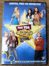 DVD Que Vida tan Dulce la de Hannah Montana,Walt Disney