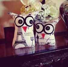 ❤️ Owl Softies ❤️ MiniMe Sets | Paris White | Baby | Girls | Gifts | Toys