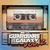 Various Artists - Guardianes de la Galaxia vol.2: Awesome Mezcla Vol. NUEVO 2 CD