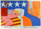 Tom Wesselmann Original Lithograph Limited #72/73 Nude One Cent Life 1964 Rare
