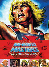 Art of He-Man and the Masters of the Universe by Various (Hardback, 2015)