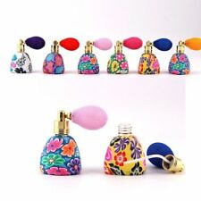 15ml Empty Perfume Bottles Refillable Bottle Atomizer Spray Polymer Clay Spray v