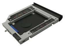 2nd HDD SSD hard drive caddy For Lenovo XiaoXin ideapad 300 with faceplate