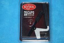 Kyser Lightweight Aluminum Pro/Am Classical Guitar Capo, KPAC