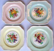Vintage Johnson Bros. California Pattern Old English China Salad Plates