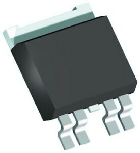 Infineon INTELLIGENT POWER SWITCHES 10Pcs 2.2A 52V 5-Pin High Side 1-Output