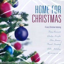 Home For Christmas - Album CD Mix of Jazzy Renditions of Holiday Favourites 2011