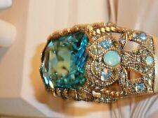 "Impression "" M/L * New * Stunning Heidi Daus Crystal Bracelet "" Irresistible"