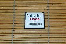 CISCO MEM-CF-4GB, 4GB Compact Flash for Cisco 1900, 2900, 3900 ISR