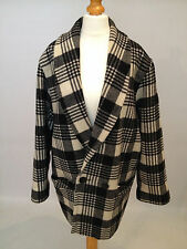 Unbranded Checked Double Breasted Coats & Jackets for Women