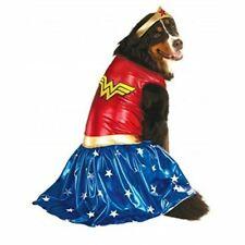 Official Rubie's DC Comic Wonder Woman Pet Dog Costume Super Hero Gift Big ...