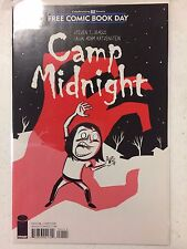 Camp Midnight Free Comic Book Day Special Image 2016