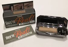 Benefit They're Real Duo Shadow Blender Applicator Bombshell Brown Neutral New