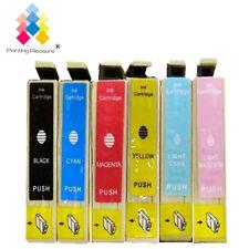 1 Set Ink Cartridge Replace for Epson STYLUS PHOTO 1400 1410 1500w PX660 PX730