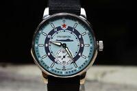 Watch Poljot Aviator Komandirskie Men's Mechanical Hand watch RUSSIAN MILITARY