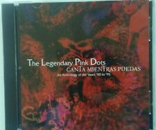 The Legendary Pink Dots ~ Canta Mientras Puedas~ 1996 play it again sam records.