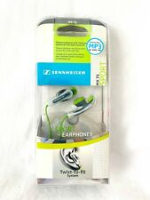 Sennheiser MX 75 Sport Stereo Earbuds with Twist-to-Fit System Brand New Sealed