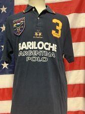 La Martina Buenos Aires Polo T-shirth uomo Tg. XL Men shirt size XL