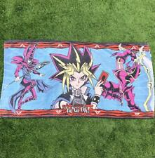 Rare VTG 90s HTF 1996 Yu-Gi-Oh Yugi Anime Cartoon Beach Towel