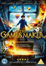 The Games Maker [DVD] Family Fun Kids Childrens Adventure Movie Film NEW Gift