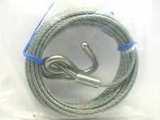 Easterner Marine Boat Winch Cable 5mm x 7.5metre  BRAND NEW
