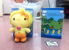 2012 McDonald's Hello Kitty Fairy Tales Happy Meal Ugly Duck Toy w/t Box