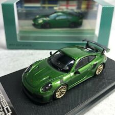 1/64 Porsche Dealer Version Porsche 911 GT2 RS Green Metallic