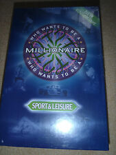Who wants to be a millionaire Sport and Leisure Game New and sealed.