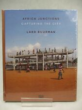 Lard Buurman Africa Junctions Capturing the City Hardback New In Cellophane