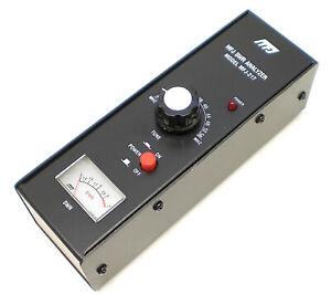 MFJ-217 SWR / ANTENNA ANALYZER, 30 - 60Mhz