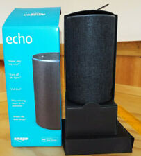 Amazon Echo (2nd Generation) Smart Assistant - Charcoal Fabric - Barely used!